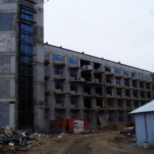 Sibir Sanatoryum 220 Yataklı Rehabilitasyon Merkezi Yamata A.Ş.