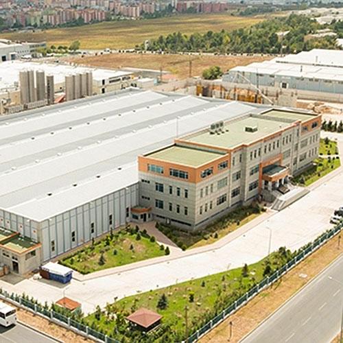 Topdal Plastik Fabrika İnşaatı